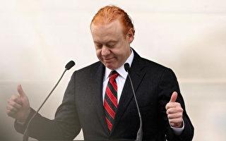 澳洲首富和慈善家安东尼·普拉特(Anthony Pratt)对川普赞赏有加。(Robert Prezioso/Getty Images)