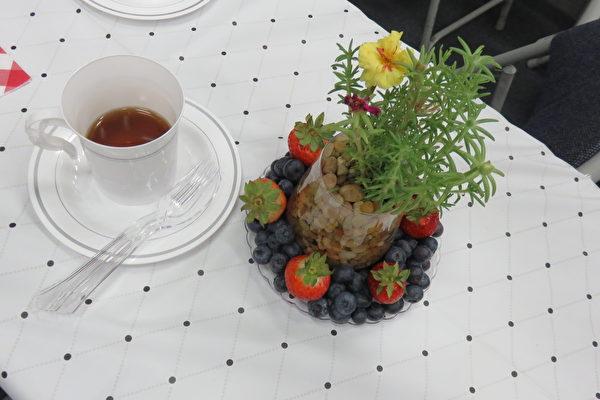 浪漫下午茶品賞中 探索英國文化