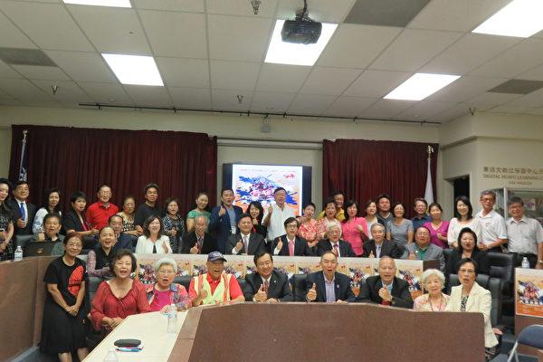 庆中华民国106年双十国庆,九天民俗技艺工作室将于9月8日在河滨市大学剧场公演。(袁玫/大纪元)