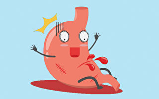大肠癌出血和胃出血的区别?(Shutterstock)