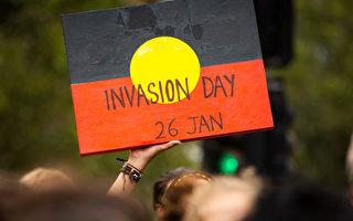 墨尔本北部的达雷宾市(City of Darebin)于21日晚投票决定,该市将不再于1月26日举行澳洲日相关活动。(Chris Hopkins/Getty Images)
