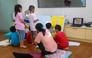 毛毛蟲的蛻變旅程–兒童心靈成長團體