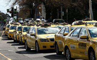 8月26日,墨爾本一名男子與一名出租車司機因故發生爭吵。(Robert Prezioso/Getty Images)