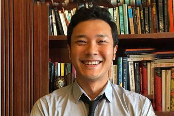 Principia辅导学校创办人Oliver Lee毕业于普林斯顿大学。(Oliver Lee提供)