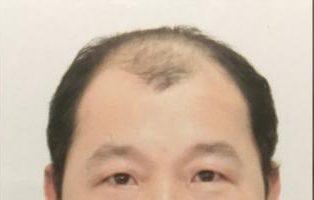 华裔老人伍惠平(HuiPing Wu)生前照片。 (家人提供)