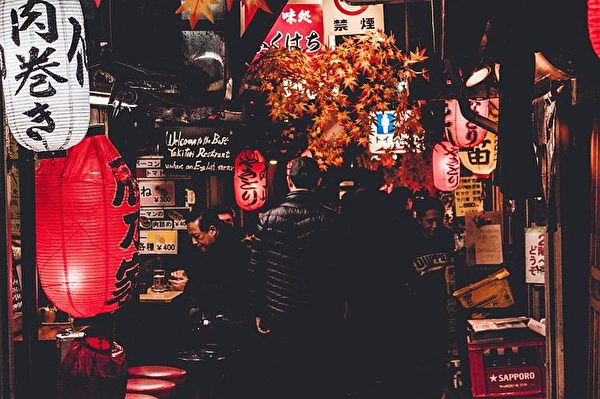 日本的服务被认为非常贴心。(Pixabay)