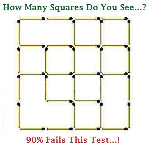 這張圖中一共有多少個方格?(ntd.tv)