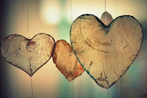 用心就可以让对方感受到你的情谊。(Pixabay)