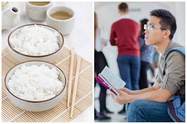 一碗米饭改变了一名大学生的生活,同时也改变了一对饭店老板的生活。(Fotolia/大纪元合成)