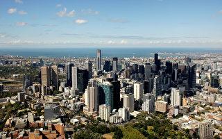 2016年人口普查顯示,在墨爾本CBD的居民中,約有14.5%出生於澳州,出生於中國大陸的居民占24.9%。(Mark Dadswell/Getty Images)