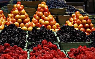 红色或紫色的蔬果,如葡萄、西红柿、茄子等获得的腹部脂肪比其他颜色的蔬菜少很多,另外黄酮类化合物可抑制脂肪吸收和影响燃烧卡路里。(pixabay.com)