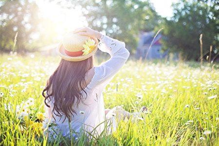 積極陽光的看待生活,生活也會變得輕鬆快樂。(Pixabay)