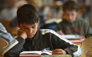 澳洲兒童在家中平均擁有18本書,三分之一的兒童擁有的書不到12本。(Sean Gallup/Getty Images)
