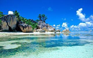 海的样貌与情绪,无时无刻不在变化。(Pixabay)