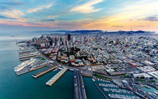 旧金山湾区的外来人口越来越多,高企的房价让很多人住不起房。(Shutterstock)