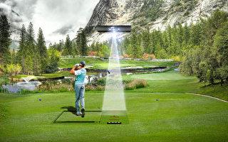 """目前墨尔本最流行的时尚运动,就是""""室内高尔夫""""!(The House of Golf提供)"""