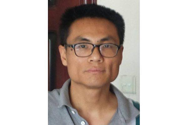 彭永和公开声明退出律师协会,不担心遭当局打击报复。(彭永和提供)