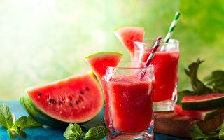 西瓜饮料。(fotolia)