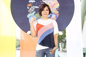 江美琪升格幸福人妻后蓄积了满满的幸福能量,9月15日即将发行新专辑。(索尼音乐提供)