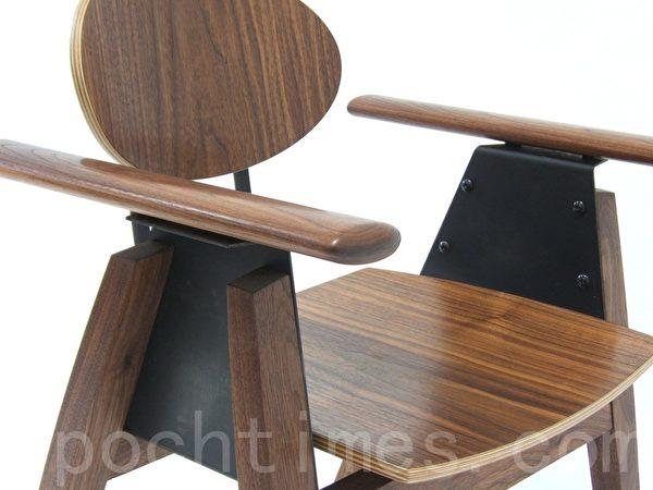 精致木工回归传统 专访湾区设计师