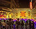 台灣中元節民俗放水燈搶孤 傳承百餘年歷史