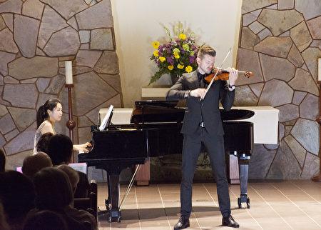 圣地亚哥美声美乐音乐会成功举行