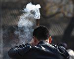 人对生命终极意义的追求,这是中共无法给予、满足的。(GREG BAKER/AFP/Getty Images)