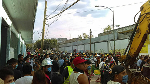 墨西哥強震5台僑受困廢墟 旅行團未受影響