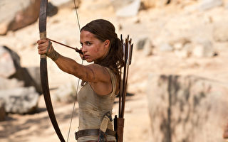 《古墓奇兵》重拍 艾莉西亞‧薇坎德出演蘿拉