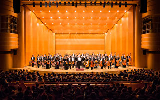四首安可意猶未盡 新竹觀眾愛上神韻交響樂