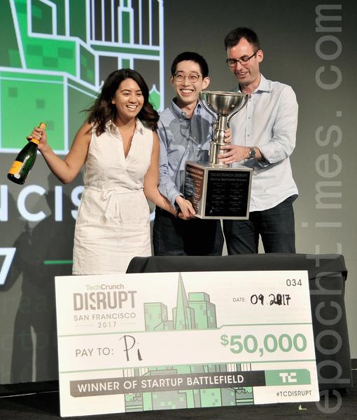 "TechCrunch Disrupt旧金山大会 新创圈的""奥斯卡""盛会"