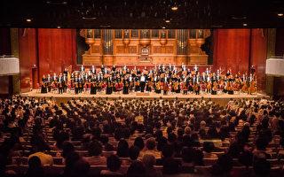 神韻交響樂台北熱演 國際知名音樂家盛讚