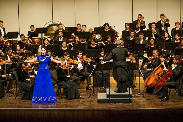 2017神韻交響樂團於高雄市文化中心演出