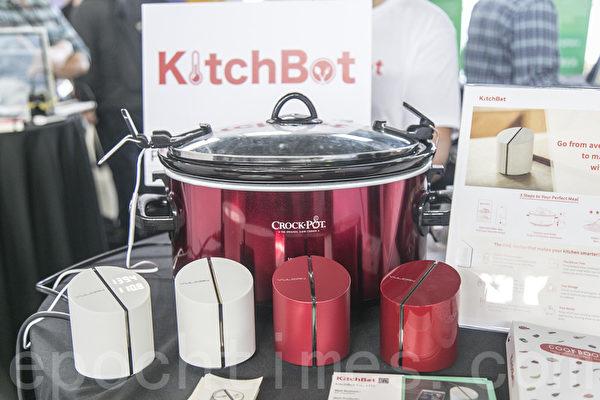 台科大智能温控插座登陆硅谷
