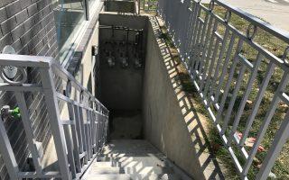 5岁的华裔儿童陈威廉(William Chen)坠落到楼梯井内,不幸死亡。 (林丹/大纪元)