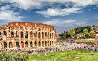 古羅馬廣場(Forum Romanum)建於公元前7世紀,曾是古羅馬城政治、經濟、文化和宗教生活的中心。(shutterstock)