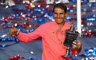 時隔四年 納達爾再登頂美網 奪大滿貫16冠