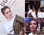 首赴米兰时尚周 谢金燕晋升国际时尚名人