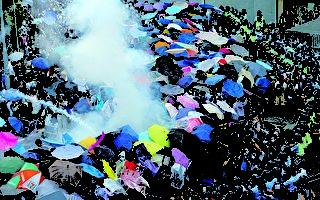 紀念雨傘運動三周年 香港「人心未死」
