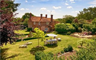 Fine & Country公司提供的一處房產(Ulcombe Road, Headcorn,£1,275,000)