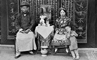 美国人在鞋盒里发现的68张民国初期的老照片,轰动了全世界。(甘博/公有领域)