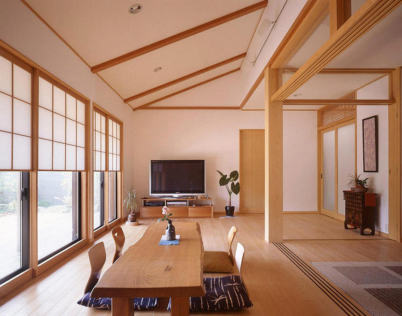木造屋内装风格之二。(图:诠鸿国际提供)