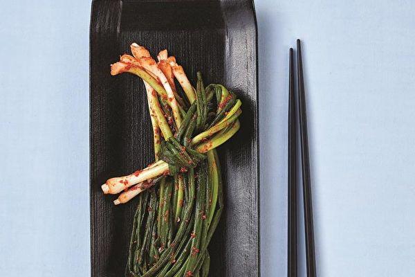 蔥泡菜(圖:方言出版提供)