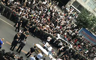 北京关最大服装市场 千余商户求延期遭镇压