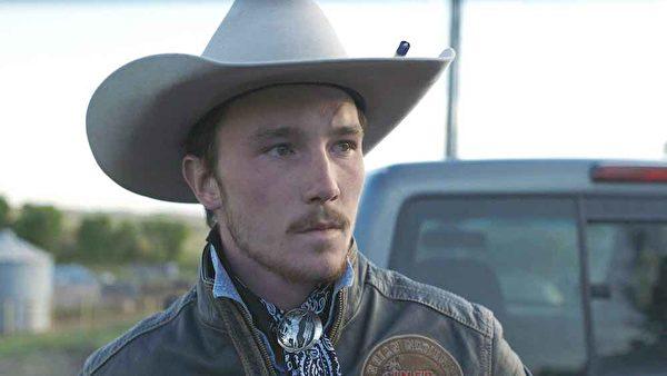 男主角Brady第一次出演电影。(公共领域)