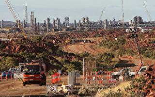 最新报告显示澳洲天然气的短缺情况比预期的要严重得多,若国内供应不足,联邦政府将会启动天然气出口管制制度。(GREG WOOD/AFP/GettyImages)