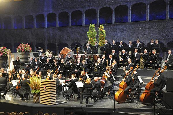 薩爾斯堡被譽為歐洲的音樂之都。(薩爾茨堡旅遊局提供)