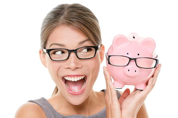 你会把钱花在什么地方呢?(Pixabay)