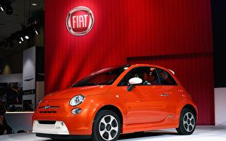 特500e全電動車的二手車市場銷量速度最快,平均為22.2天。(Kevork Djansezian/Getty Images)