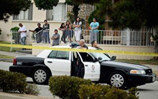 """面对犯罪率升高的问题,圣谷的多个城市组成了""""夺回我们的社区联盟""""(Taking Back Our Community Coalition),要求对AB109、47号和57号法案做出修改。(Kevork Djansezian/Getty Images)"""